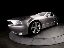Iacocca Mustang Silver Edition 01