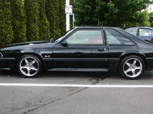 My 1991 Ford Mustang GT