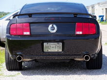 rear with 285's