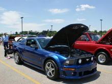 2007 Roush Mustang