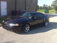 Black 2003 GT INSTIGATOR
