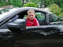 his favorite car
