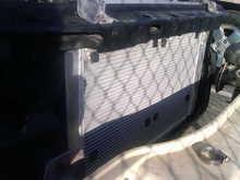 3 row radiator