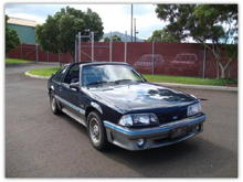 Stock 88 Mustang GT with T-tops