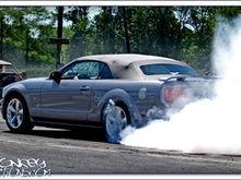 Track Burnout