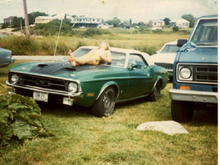 My 1st Mustang - 1971 351 Ram Air Mach I Conv. !
