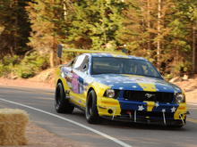25 pikes peak 2012 mustangs