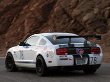 35 pikes peak 2012 mustangs