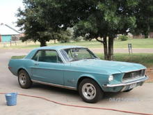 1968 Coupe