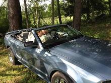 Mustang Wedding (2)