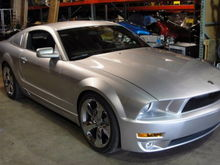 Iacocca Mustang