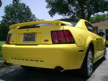 2001 Mustang Cobra