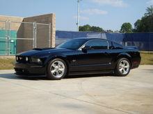 Mustang 156