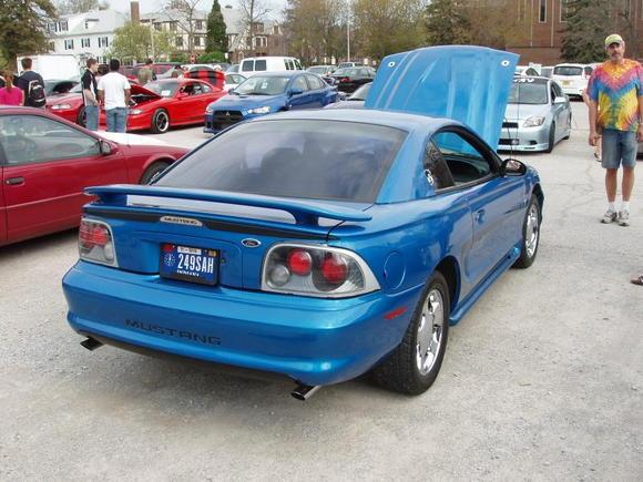 09 Purdue car show