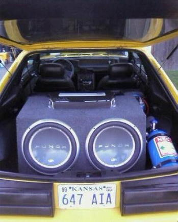 Subs   Nitrous... SUBS ARE BEING SOLD!