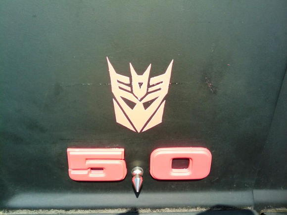 most current.. Decepticon 5.0!!
