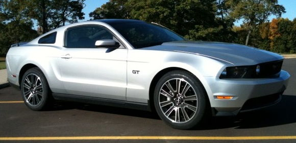silver stang 3