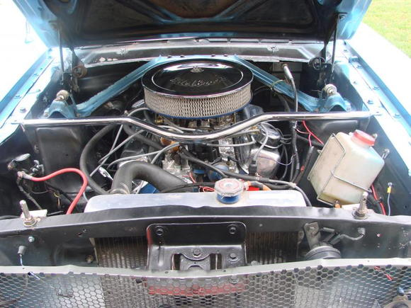 1966 Mustang GT 009