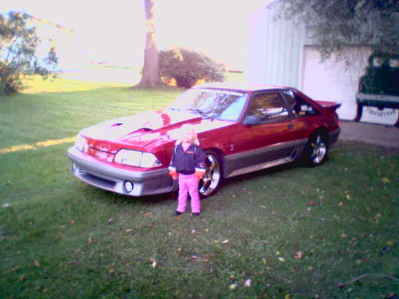 Lexie N Mustang