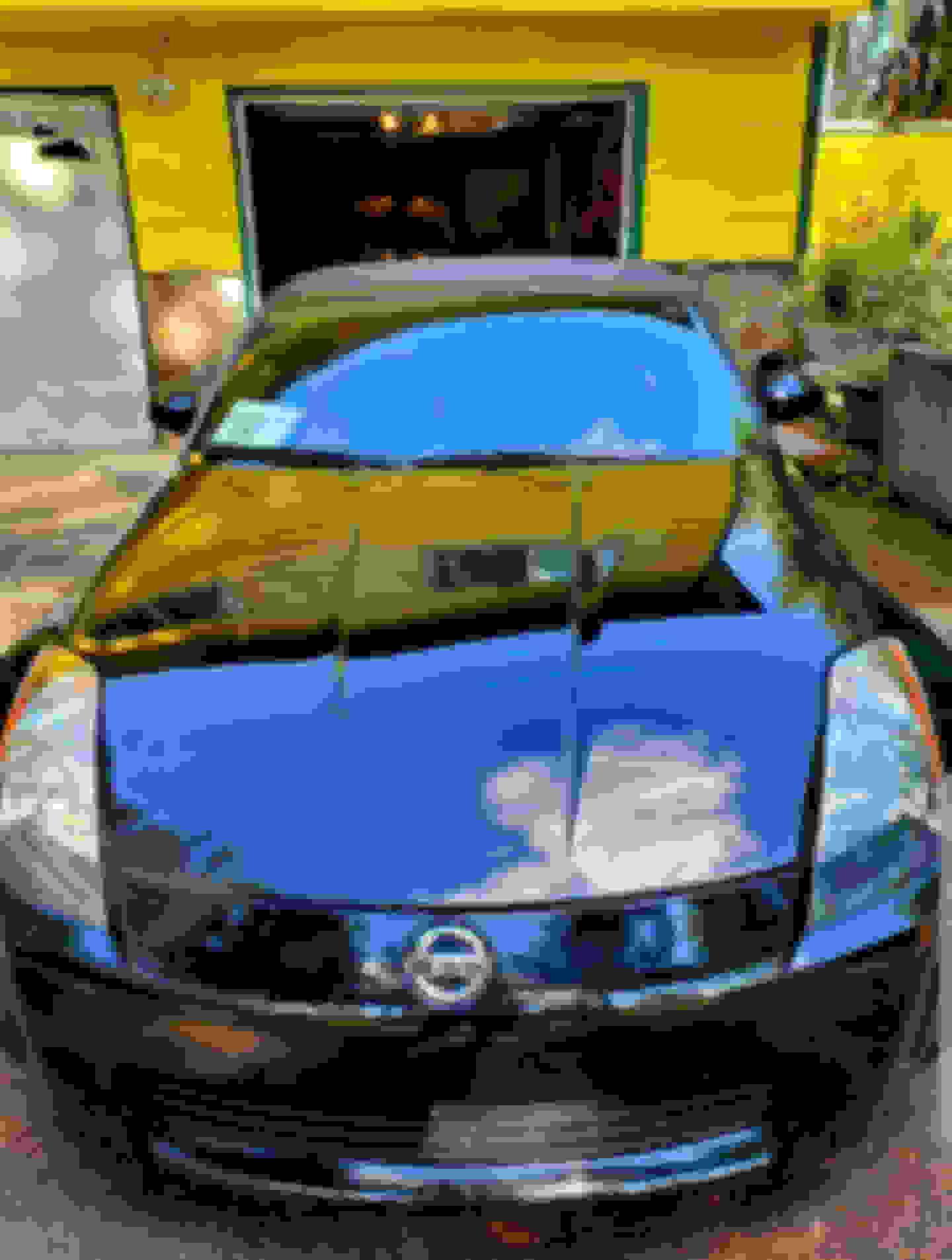 "TWO THIN//SLIM RACING Radiator Fan 14/"" FITS 350Z 300ZX G35"