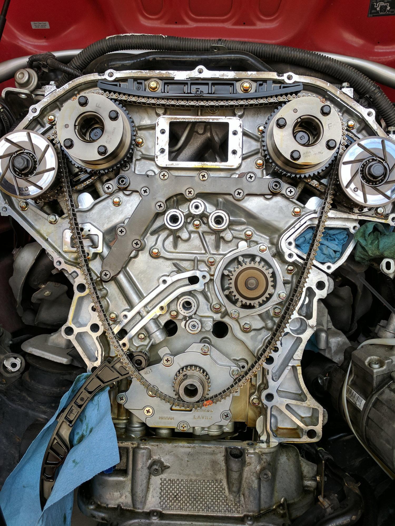 low oil pressure still - MY350Z COM - Nissan 350Z and 370Z Forum