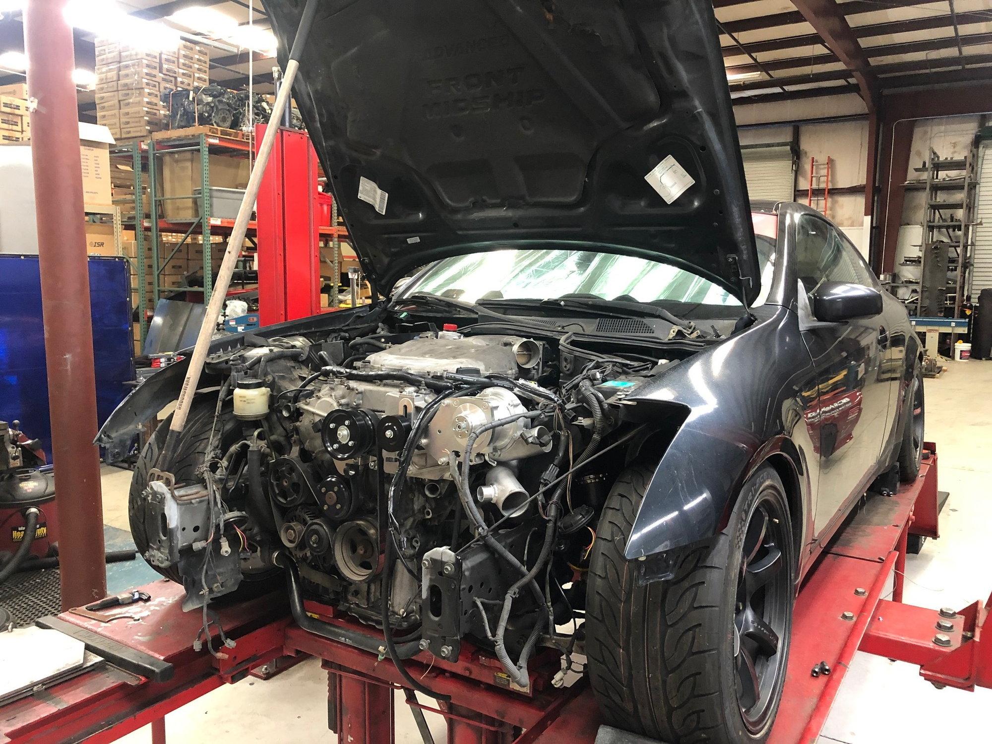 HKS GTS8555 Supercharger? - Page 4 - MY350Z COM - Nissan
