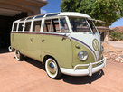 1960 VW 23 Window Samba Bus Fully Restored