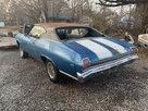 1969 Chevrolet Chevelle two door hardtop