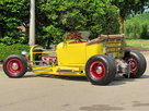 Show Quality Zipper Hot Rod, Lakes Modified Style