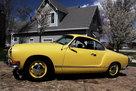 1971 VW Karmann Ghia Coupe 2 Speed Auto