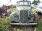 1937 Ford truck cab and chassis street rod dually