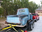 1949 Ford F1 completely restored to original