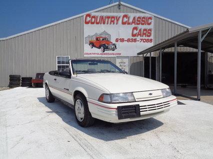 1992 Chevy Cavalier conv