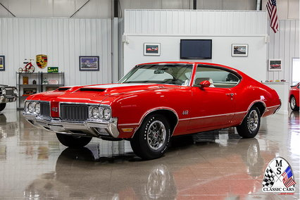 1970 Oldsmobile 442 Coupe. Thornton's Restoration