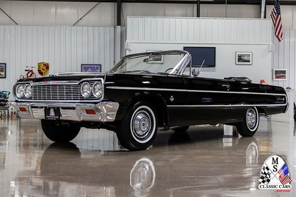 1964 Chevrolet Impala 409/425HP. Reserve Is Met!