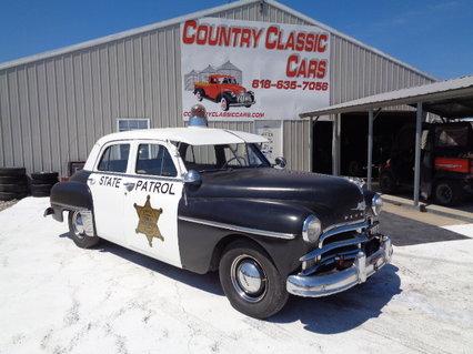 1950 Plymouth 4dr sedan
