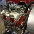 Chevrolet 409 engine with the right carbs  for sale $8,000