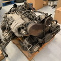1987 Audi Coupe 5 Cylinder Engine Assembly