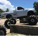 2001 Ford Lightning Mud Truck