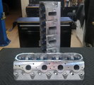 LS3 GM Style Cylinder Heads With GM Beehive Springs