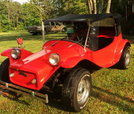 Berry Mini T Dune Buggy
