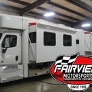 FAIRVIEW MOTORSPORTS 35' MOTORHOME
