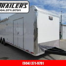 2020  34Ft Pro Stock  Bath Package Race Trailer by Vintage