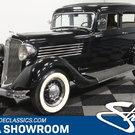 1934 Chrysler Executive Sedan