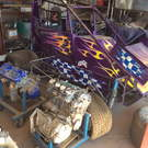 Modified Midget Sprint Car