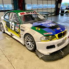 BMW E46 Race Car - fully developed - Track Records