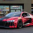 2018 Audi LMS GT4