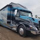 2018 Haulmark Status 45' Tandem Axle Super C Motorcoach