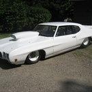 1970 pontiac g t o