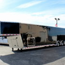 2019 48' Extreme Race Car Trailer LOADED